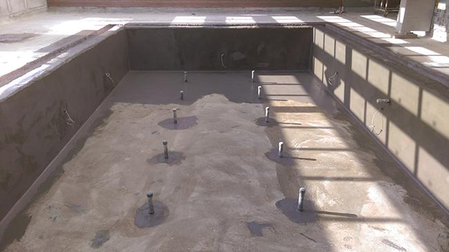 Çimento Esaslı Sürme Su İzolasyonu