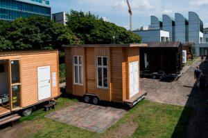 Tiny House, Bauhaus Kampüsü, Berlin